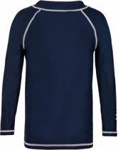 Snapper Rock UV werend zwemshirt met lange Mouwen voor Jongens & Meisjes - Donkerblauw - Maat 86-92cm