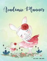 Academic Planner July 2019 - June 2020