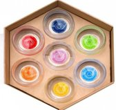 Chakra drinkglazen set Nature Design (set)