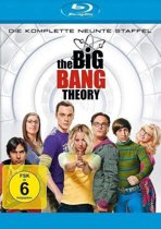 The Big Bang Theory - Seizoen 9 (Blu-ray) (Import)