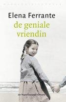 Omslag van 'De Napolitaanse romans 1 - De geniale vriendin'