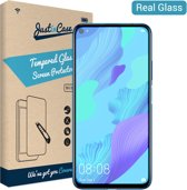 Just in Case Tempered Glass Huawei Nova 5T Protector - Arc Edges