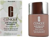 Clinique Anti-Blemish Solutions Liquid Foundation 30 ml - 04 Fresh Vanilla