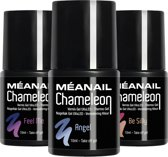 Gel Nagellak - MEANAIL® - Set van 3 - Chameleon - 10ml