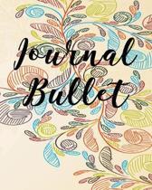 Journal Bullet