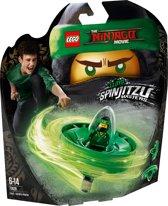 LEGO NINJAGO Spinjitzumeester Lloyd - 70628