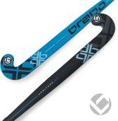 Brabo HockeystickKinderen - zwart/blauw