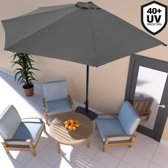 Balkon parasol , halve parasol, muur parasol, Antr