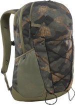 The North Face Cryptic Unisex Rugzak - Olive Green / Camo - OS