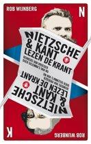 Nietzsche & Kant lezen de krant