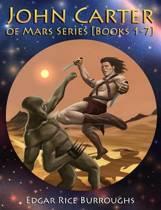 John Carter of Mars Series [books 1-7]