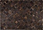 Dutchbone Bawang - Vloerkleed - Bruin - 170x240 cm