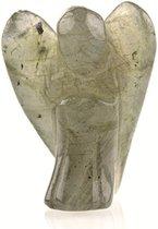 Staande Engel Labradoriet (20 mm)