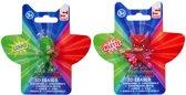 PJ Mask Owlette en Gekko gum 3D - 2 stuks