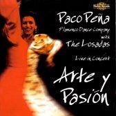 Paco Pena - Arte Y Pasion - Live In Concert