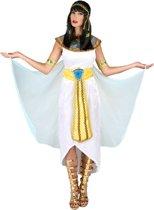 Egyptische koningin outfit voor vrouwen - Verkleedkleding - M