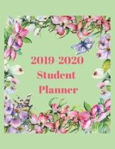 2019-2020 Student Planner: Large Academic planner with 200 pages of awesomeness to keep yourself organized for the school year.