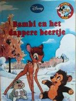 Bambi en het dappere beertje  boek met luister-CD