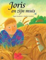 Boek cover Joris en zijn muis van Pippa Goodhart
