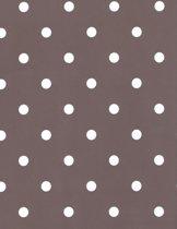 2LIF Dots Tafelzeil - PVC -  140 x 170 cm