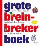 Het grote breinbreker boek