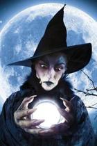 Moonstruck Witch Notebook