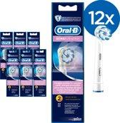 Oral-B Sensi UltraThin Opzetborstels - Voordeelverpakking - 12 Stuks