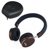 "Bluetooth koptelefoon ""On Ear"" | VR-i RHYTHM Petrol Blue Headphone"