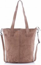 Bear Design Shopper Callisto-Pelle Taupe