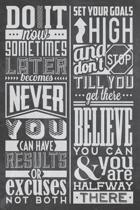 Motivational Quotes Journal