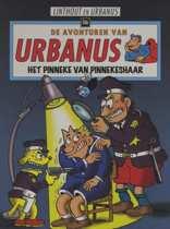 Urbanus 146 Het pinneke pinnekeshaar