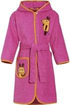 Badjas Playshoes Muis-pink-122/128