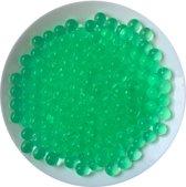Fako Bijoux® - Orbeez - Waterabsorberende Balletjes - 15-16mm - Groen - 50 Gram