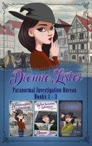 Paranormal Investigation Bureau Cosy Mystery Boxset Novels 1-3