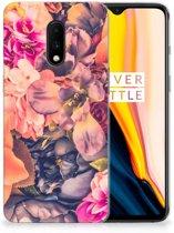 OnePlus 7 TPU Case Bosje Bloemen