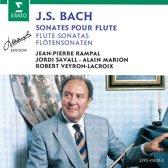 Bach: Flute Sonatas / Rampal, Veyron-Lacroix, Savall
