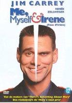 DVD cover van Dvd Me Myself And Irene