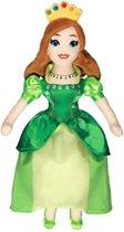 Knuffelpop Prinsessia 30 cm: Linde -