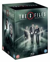 X-Files - Complete Series 1 t/m 11 (blu-ray) (Import)