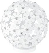 EGLO Hanifa Tafellamp - 1 Lichts - Wit, Helder
