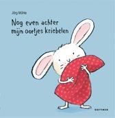 Boek cover Nog even achter mijn oortjes kriebelen van Jorg Muhle (Onbekend)