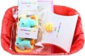 Baby - Geschenkset - 3D - Sokken