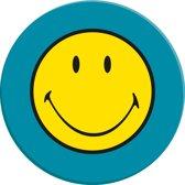 Zak!Designs Smiley Classic Bord - Melamine - Ø 20 cm - Blauw