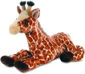Aurora Knuffel Super Flopsie Guy Giraffe 68,5 Cm Bruin