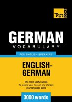 German Vocabulary for English Speakers - 3000 Words