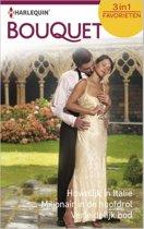 Huwelijk in Italië / Miljonair in de hoofdrol / Verleidelijk bod - Bouquet Favorieten 421, 3-in-1