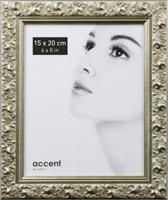 Nielsen Arabesque 15x20 hout portret zilver 8517003