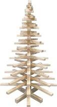 Woodkit.nl 3d kerstboom bouwpakket