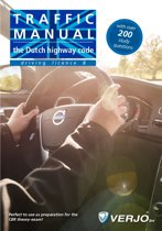 VERJO Traffic Manual, driving license B
