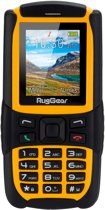 RUGGEAR XBY-OUTDOOR 2G |Waterdicht en Stofdicht |Black/ Orange